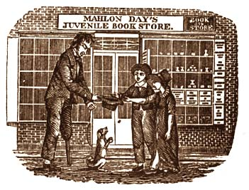 Engraving from <i>The New-York guide, in miniature</i>  (NY, 1830), p. 39.